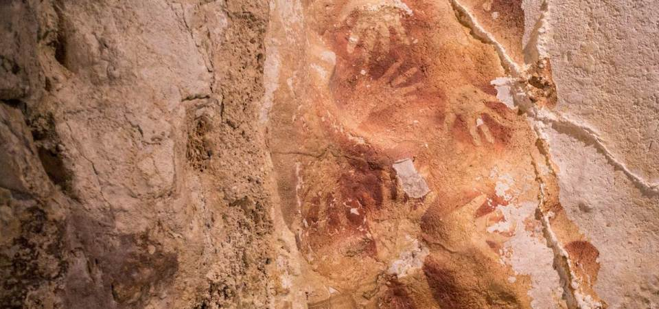 40,000-Year-Old Rock Art in Indonesia Rewrites History Books - NBC News.com